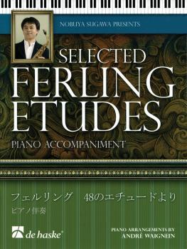 Nobuya Sugawa Presents Selected Ferling Etudes (For Alto Saxophone and (HL-44007570)