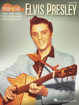 Elvis Presley - Strum & Sing Guitar (HL-00198890)