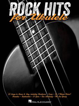 Rock Hits for Ukulele (HL-00201032)