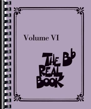 The Real Book - Volume VI (B-Flat Instruments) (HL-00223637)