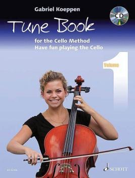 Cello Method - Tune Book 1: Have Fun Playing the Cello (HL-49045392)