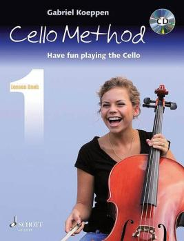 Cello Method - Lesson Book 1: Have Fun Playing the Cello (HL-49045393)