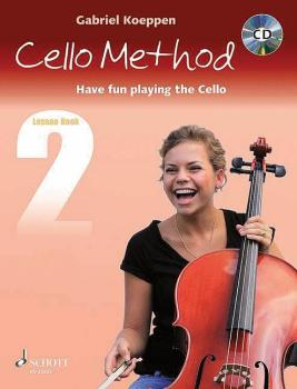 Cello Method - Lesson Book 2: Have Fun Playing the Cello (HL-49045394)