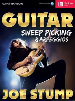 Guitar Sweep Picking & Arpeggios (HL-00151223)