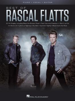 Best of Rascal Flatts (HL-00233929)