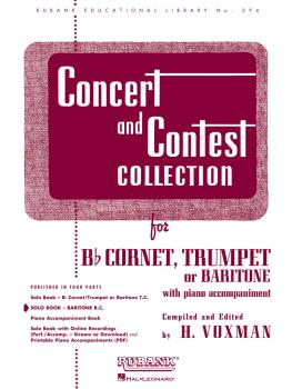 Concert and Contest Collection: Solo Part - Baritone B.C. (HL-04471750)