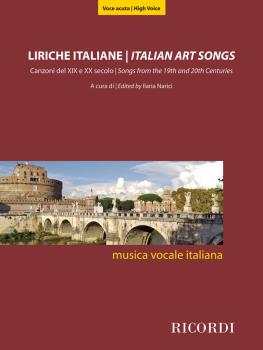 Italian Art Songs: 48 Songs from the 19th and 20th Centuries - High Vo (HL-50600667)