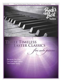3 Timeless Easter Favorites for Solo Piano (HL-00159391)