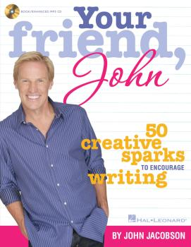 Your Friend, John: 50 Creative Sparks to Encourage Writing (HL-00118550)