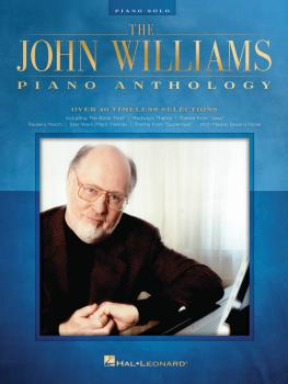 The John Williams Piano Anthology (HL-00194555)