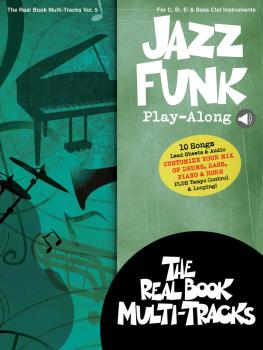 Jazz Funk Play-Along: Real Book Multi-Tracks Volume 5 (HL-00196728)
