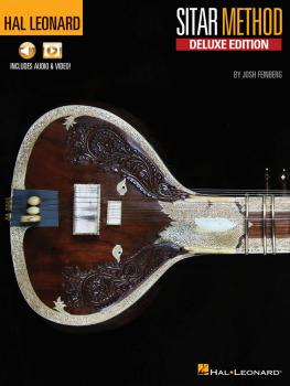Hal Leonard Sitar Method - Deluxe Edition (HL-00198245)