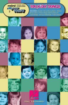 100 Kids' Songs: Mini E-Z Play Today Volume 3 (HL-00199321)
