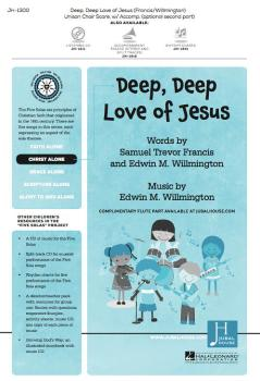 Deep, Deep Love of Jesus (from The Five Solas) (HL-00200791)