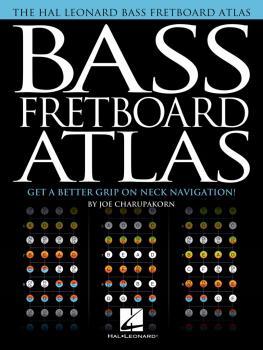 Bass Fretboard Atlas: Get a Better Grip on Neck Navigation! (HL-00201827)