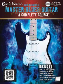 Rock House Master Blues Guitar (A Complete Course) (HL-00217080)