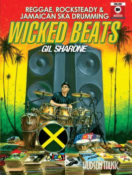 Wicked Beats: Jamaican Ska, Rocksteady & Reggae Drumming (HL-00221968)