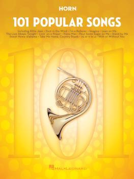 101 Popular Songs (for Horn) (HL-00224727)