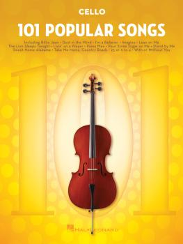 101 Popular Songs (for Cello) (HL-00224731)