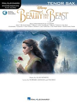 Beauty and the Beast (Tenor Sax) (HL-00236230)