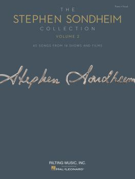The Stephen Sondheim Collection - Volume 2: 40 Songs from 14 Shows and (HL-00241752)