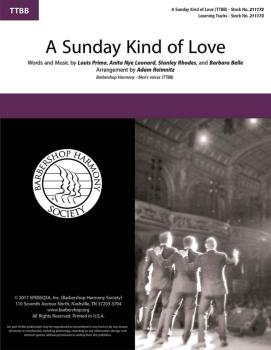 A Sunday Kind of Love (HL-00242673)