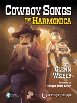 Cowboy Songs for Harmonica (HL-00242719)