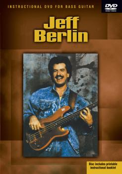 Jeff Berlin: Instructional DVD for Bass Guitar (HL-00321190)