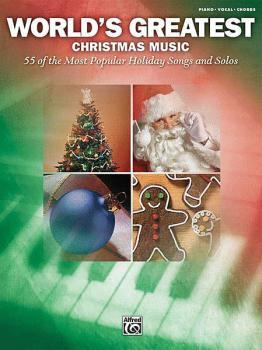 World's Greatest Christmas Music: World's Greatest Series (HL-00322247)