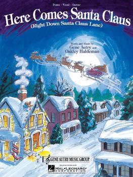 Here Comes Santa Claus (Right Down Santa Claus Lane) (HL-00352654)