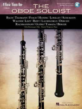 The Oboe Soloist (Music Minus One Oboe) (HL-00400701)
