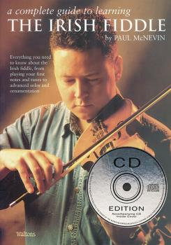 A Complete Guide to Learning the Irish Fiddle (Book/CD Pack) (HL-00634022)