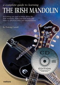 A Complete Guide to Learning the Irish Mandolin (HL-00634046)