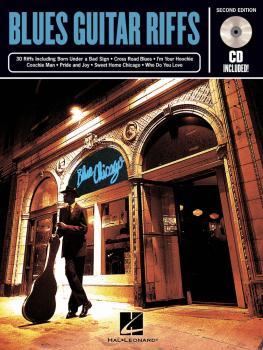 Blues Guitar Riffs - 2nd Edition (HL-00699342)