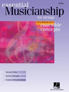 Essential Musicianship for Strings - Ensemble Concepts: Intermediate L (HL-00960194)