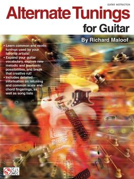 Alternate Tunings for Guitar (HL-02500521)