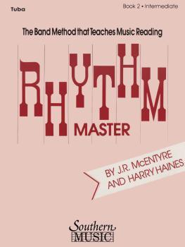 Rhythm Master - Book 2 (Intermediate) (Tuba in C B.C.) (HL-03770842)