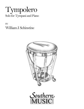 Tympolero: Percussion Music/Timpani And Piano (HL-03774062)