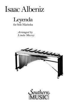 Leyenda: Percussion Music/Mallet/marimba/vibra (HL-03775688)