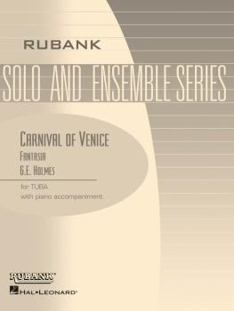 Carnival of Venice (Fantasia): Tuba Solo in C B.C. with Piano - Grade  (HL-04479314)