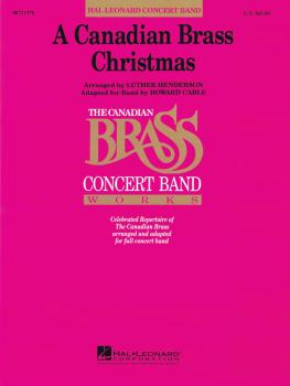 A Canadian Brass Christmas (HL-08721378)