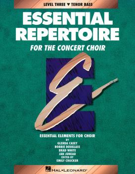 Essential Repertoire for the Concert Choir (HL-08740119)