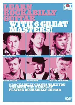 Learn Rockabilly Guitar with 6 Great Masters! (HL-14019526)