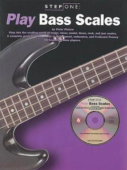 Step One: Play Bass Scales (HL-14031446)