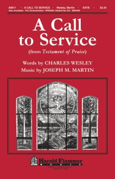 A Call to Service (from Testament of Praise) (HL-35000020)