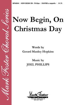 Now Begin, On Christmas Day (HL-35015363)