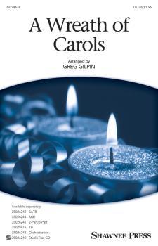 A Wreath of Carols: Together We Sing Series (HL-35029476)