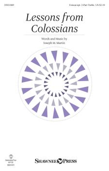 Lessons from Colossians (HL-35031069)