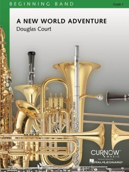 A New World Adventure: Grade 0.5 - Score and Parts (HL-44004242)