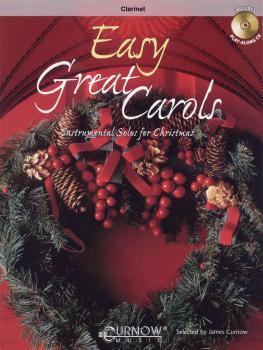 Easy Great Carols (Clarinet) (HL-44004868)